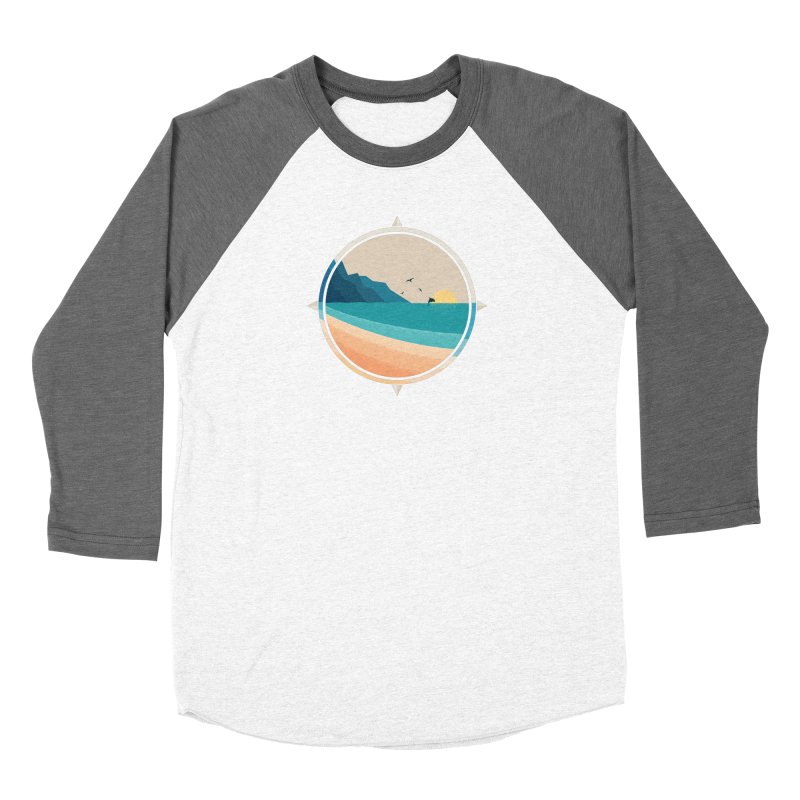 Southern sun Women's Longsleeve T-Shirt by YANMOS