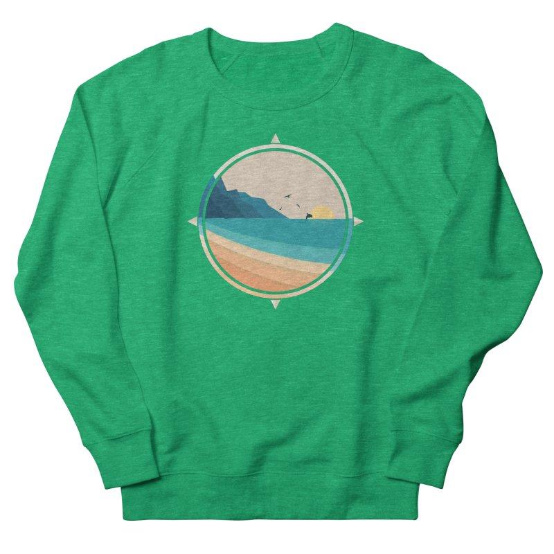 Southern sun Women's Sweatshirt by YANMOS