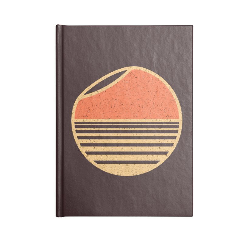 Unfold Accessories Blank Journal Notebook by YANMOS