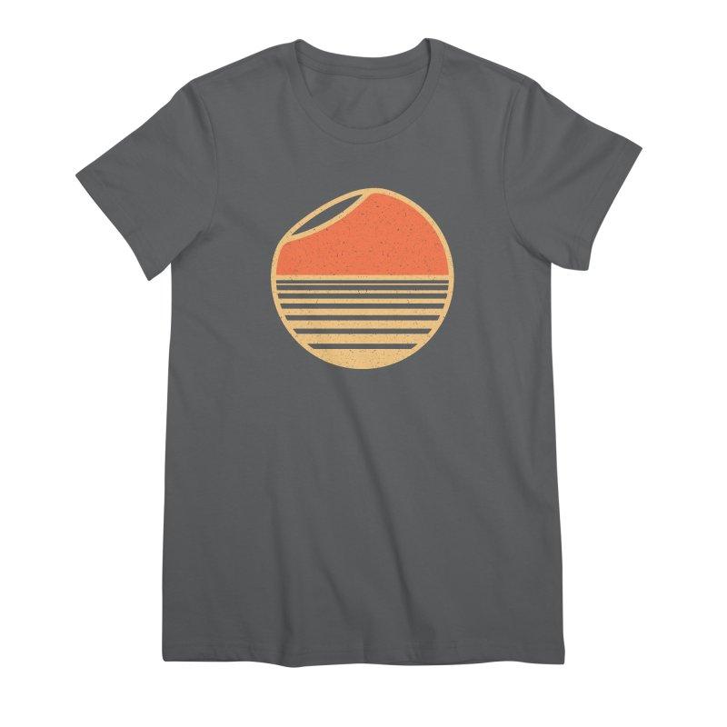 Unfold Women's Premium T-Shirt by YANMOS