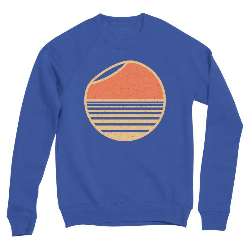 Unfold Men's Sponge Fleece Sweatshirt by YANMOS