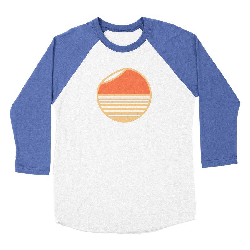 Unfold Women's Baseball Triblend Longsleeve T-Shirt by YANMOS