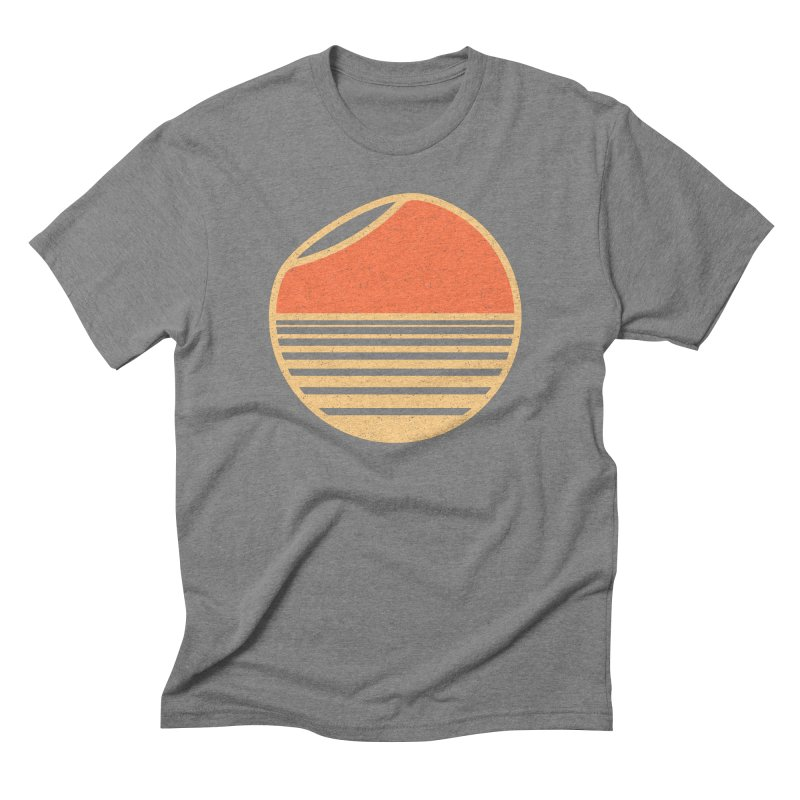 Unfold Men's Triblend T-Shirt by YANMOS