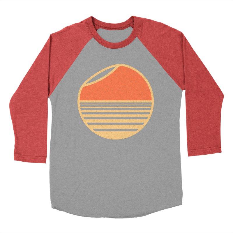 Unfold Men's Baseball Triblend Longsleeve T-Shirt by YANMOS