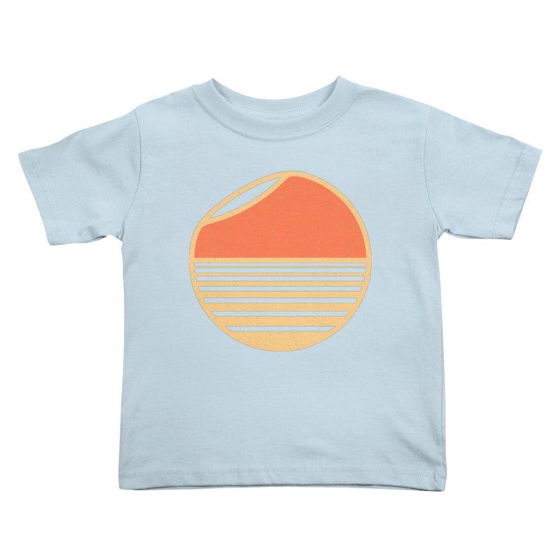 Unfold Kids Toddler T-Shirt by YANMOS