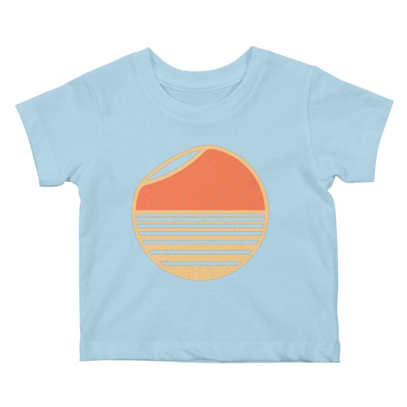Unfold Kids Baby T-Shirt by YANMOS