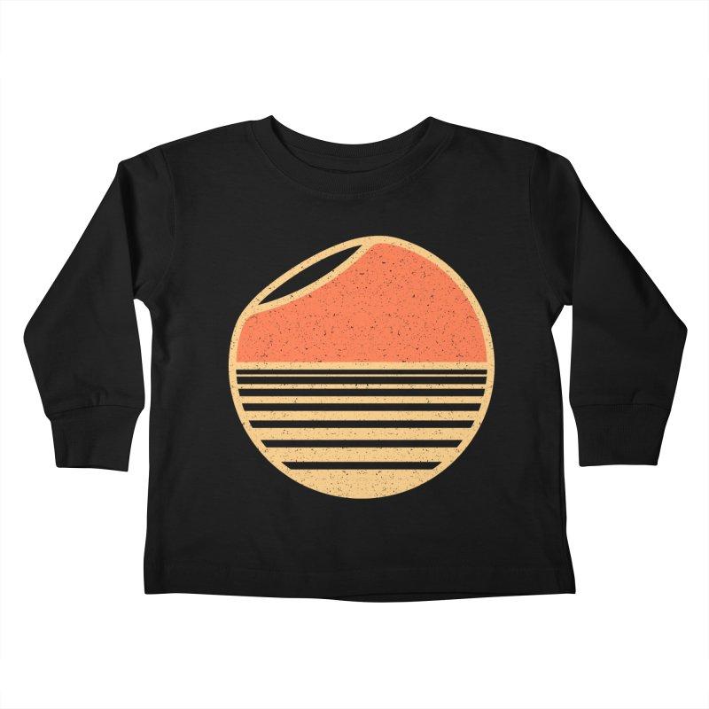 Unfold Kids Toddler Longsleeve T-Shirt by YANMOS