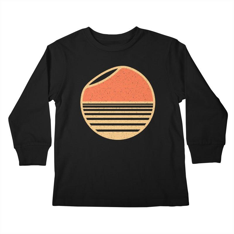 Unfold Kids Longsleeve T-Shirt by YANMOS