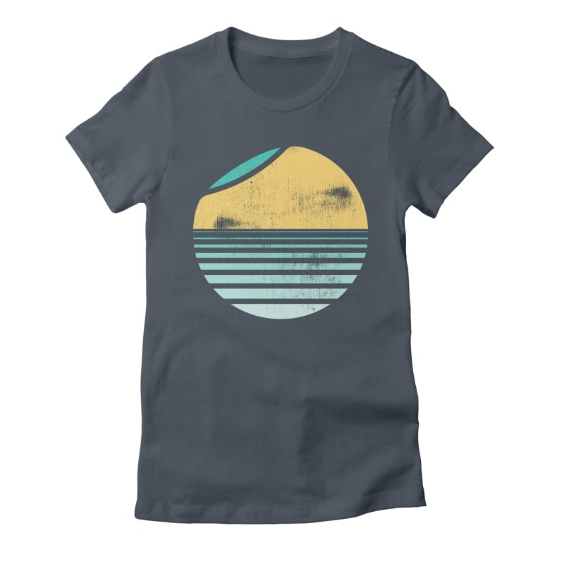 Unfold Women's T-Shirt by YANMOS
