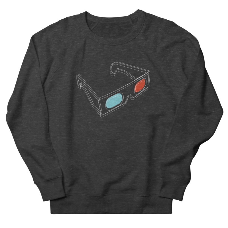 Inside 3D Men's Sweatshirt by Yanmos's Artist Shop