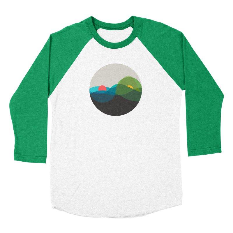 Sunrise vs Sunset Women's Baseball Triblend Longsleeve T-Shirt by YANMOS