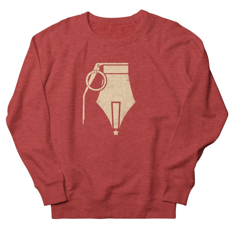 Propaganda Women's Sweatshirt by Yanmos's Artist Shop