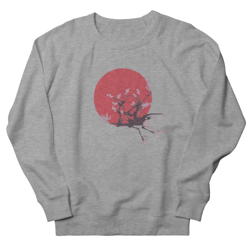 Rising Sun Women's Sweatshirt by YANMOS