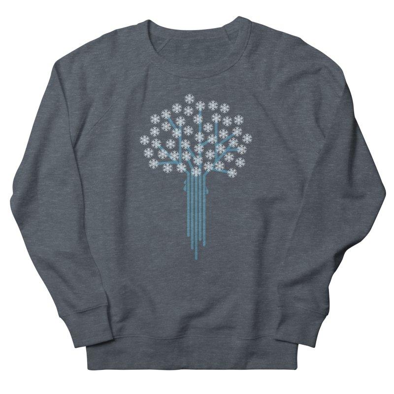 Winter Tree Women's Sweatshirt by YANMOS