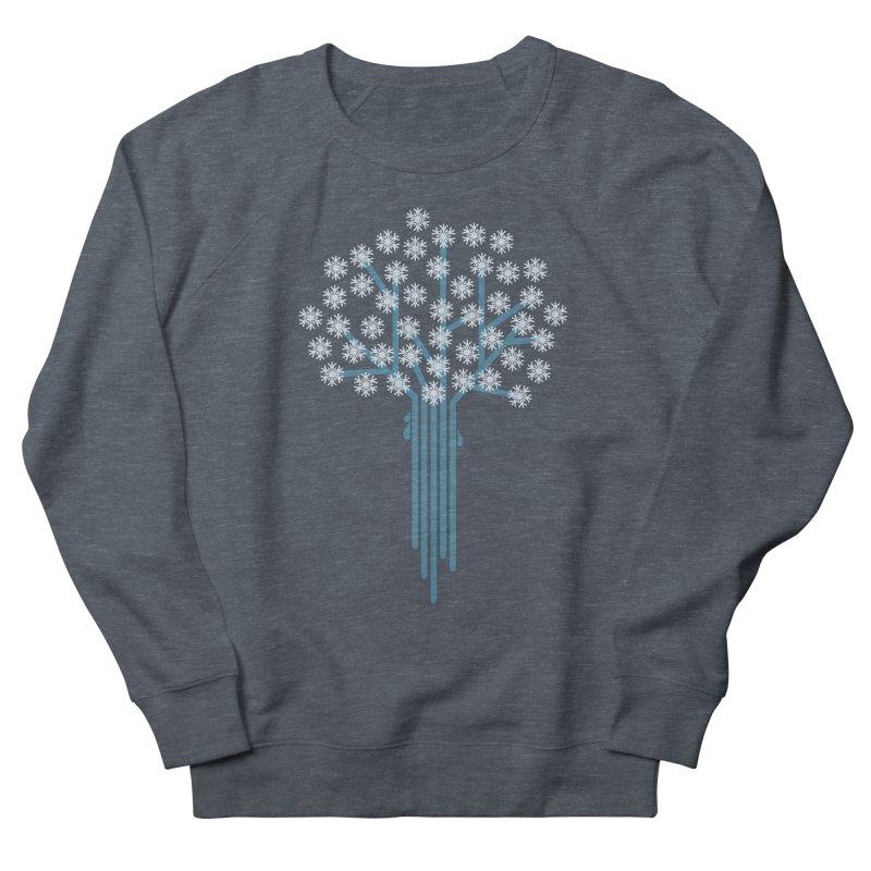 Winter Tree Women's Sweatshirt by Yanmos's Artist Shop