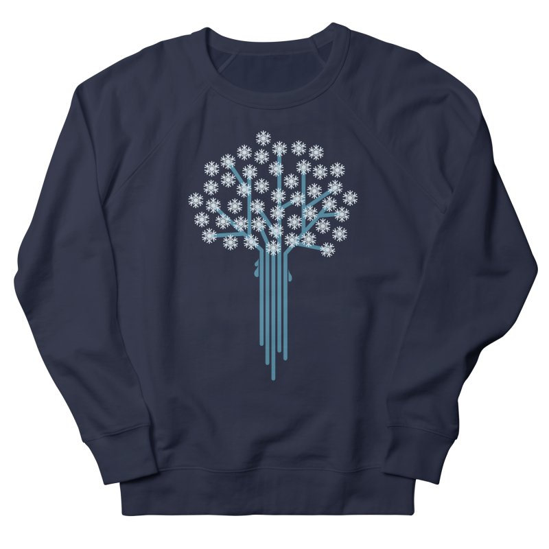 Winter Tree Men's Sweatshirt by Yanmos's Artist Shop