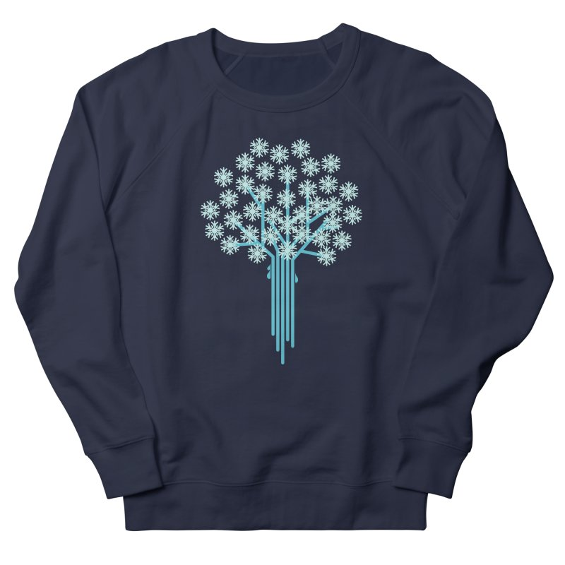 Winter Tree Women's Sweatshirt by YANMOS