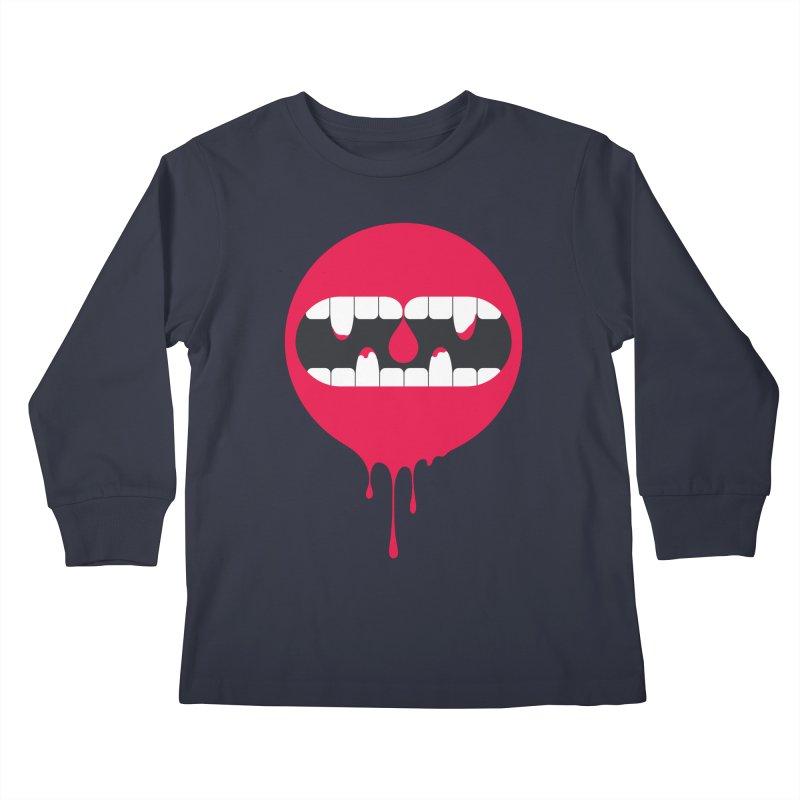 Elegantly tasted Kids Longsleeve T-Shirt by YANMOS