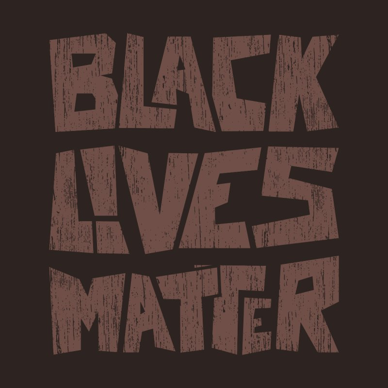 Black lives matter Kids Longsleeve T-Shirt by YANMOS