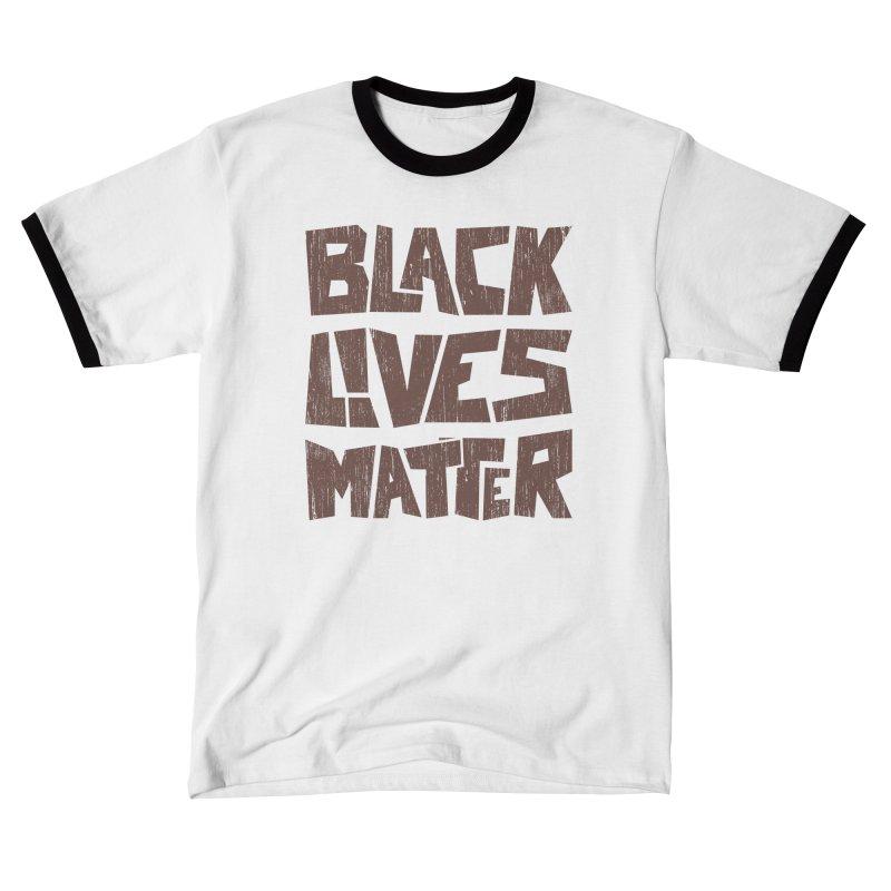Black lives matter Men's T-Shirt by YANMOS