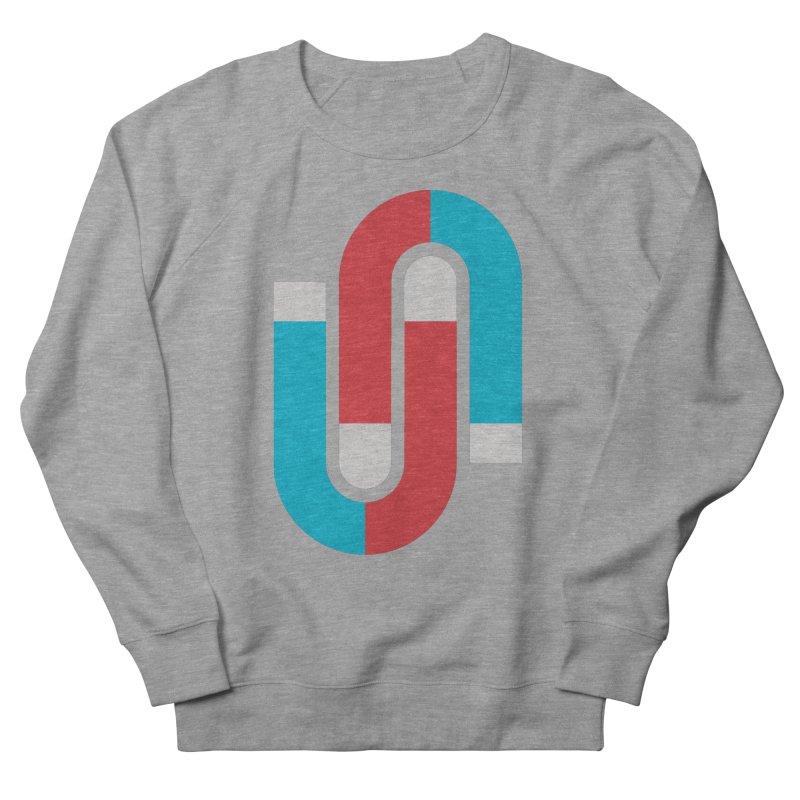 Magnetize Men's Sweatshirt by Yanmos's Artist Shop