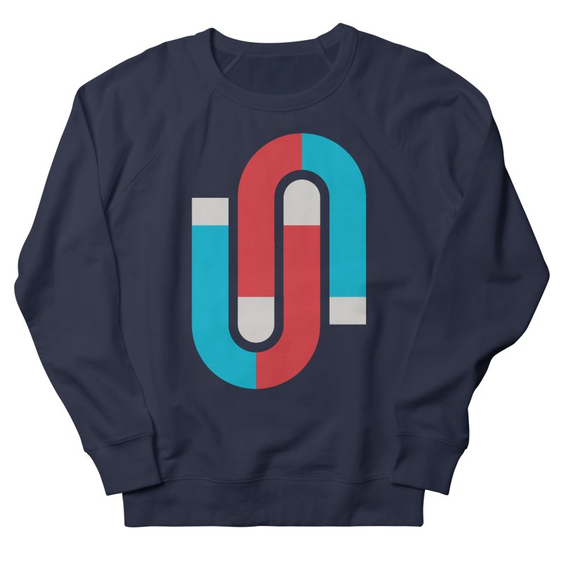 Magnetize Men's Sweatshirt by Yanmos's Artist Shop