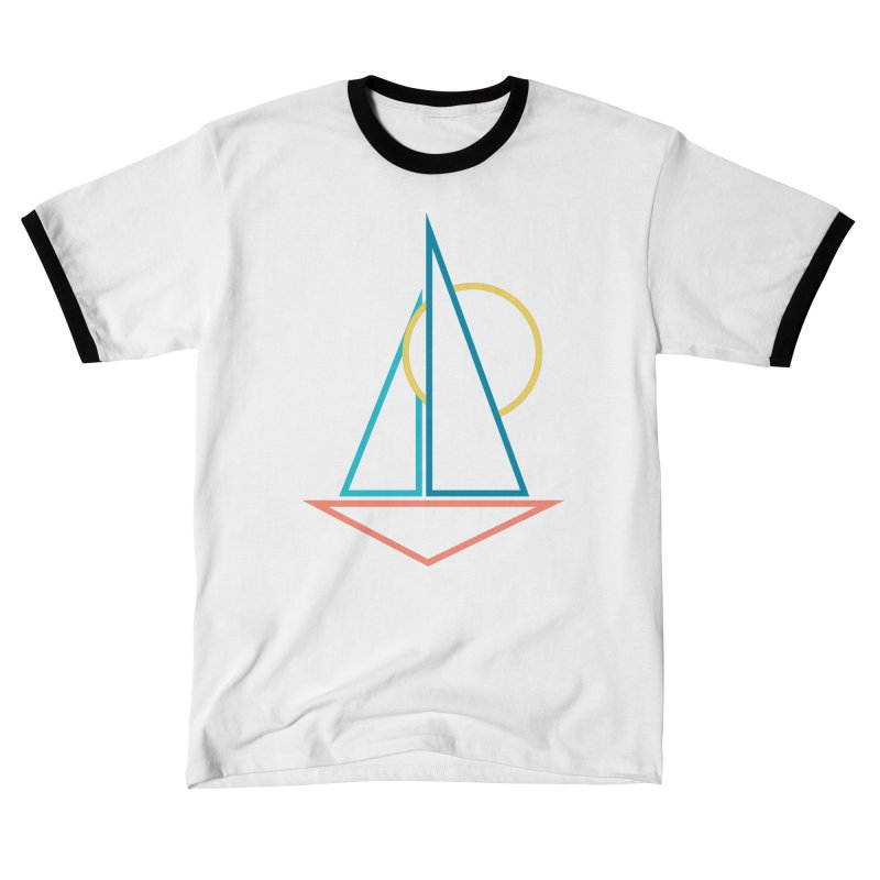 Summer sailing Women's T-Shirt by YANMOS
