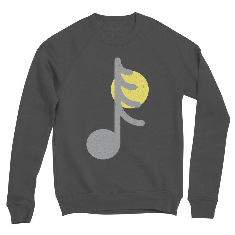 Natural sound Men's Sweatshirt by YANMOS