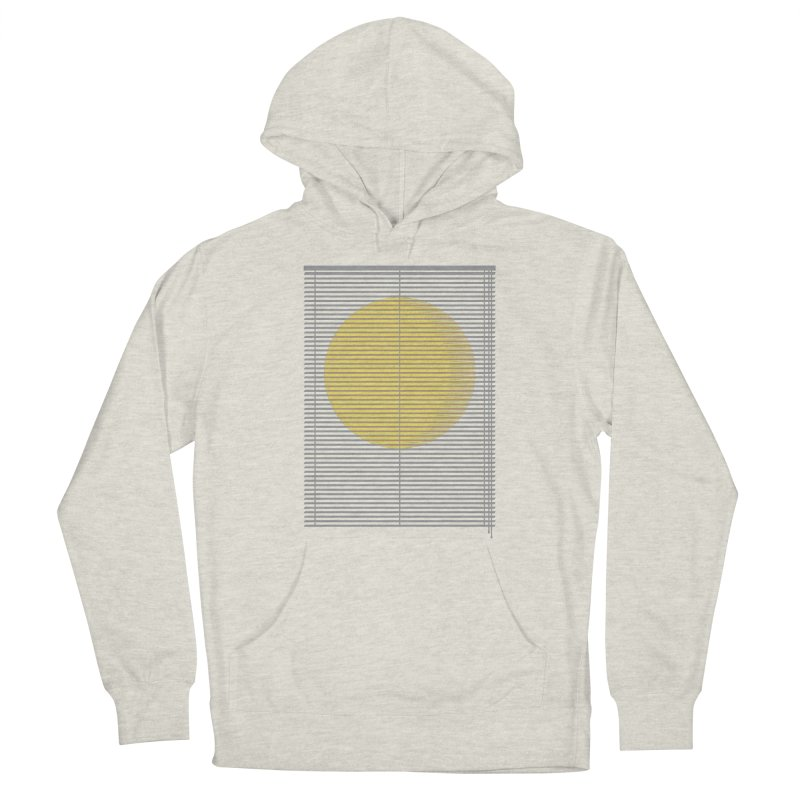 Let the sunshine in Women's Pullover Hoody by YANMOS