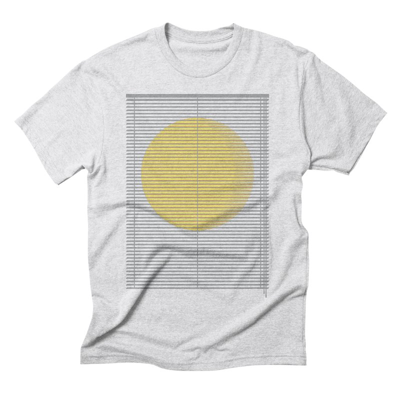 Let the sunshine in Men's T-Shirt by YANMOS