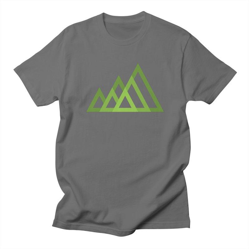 Mountains Men's T-Shirt by YANMOS
