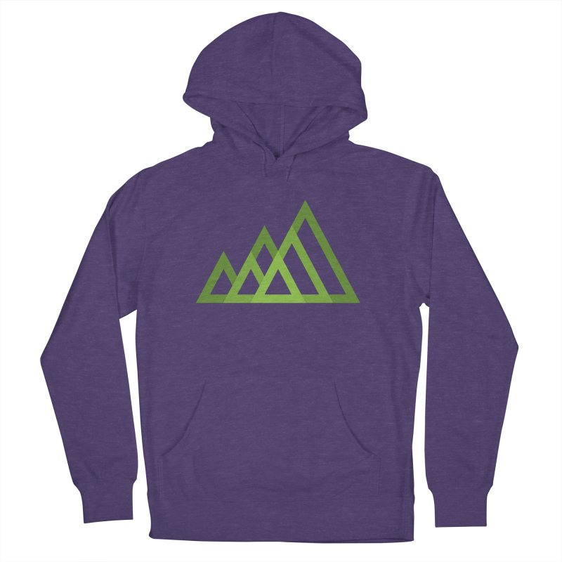 Mountains Men's Pullover Hoody by Yanmos's Artist Shop