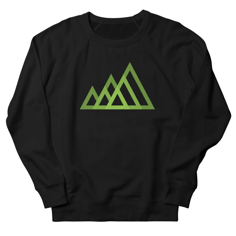 Mountains Women's Sweatshirt by Yanmos's Artist Shop