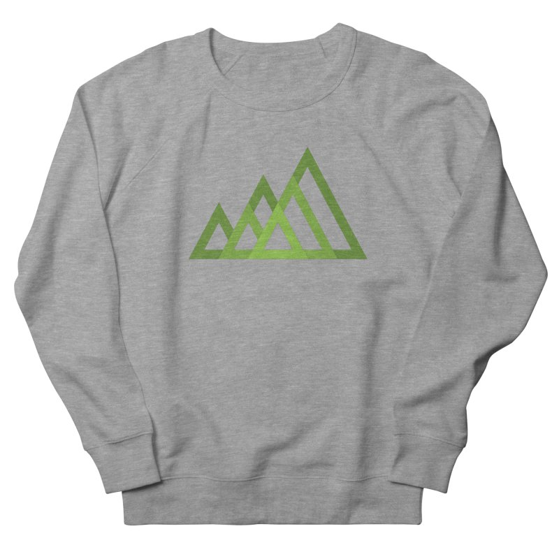 Mountains Men's Sweatshirt by Yanmos's Artist Shop