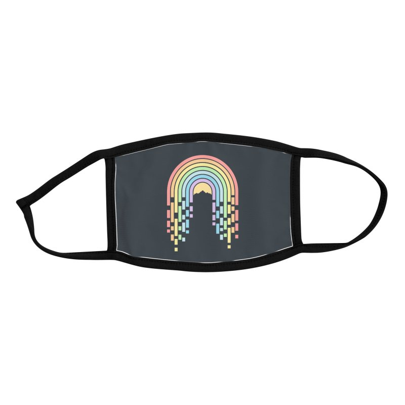 ROYGBIV Accessories Face Mask by YANMOS