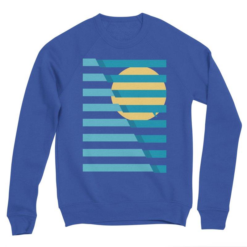 Shark surfer Men's Sweatshirt by YANMOS