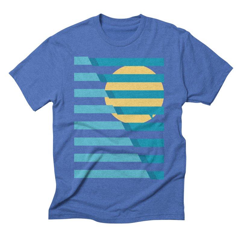 Shark surfer Men's T-Shirt by YANMOS