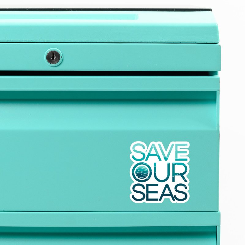 Save Our Seas Accessories Magnet by YANMOS