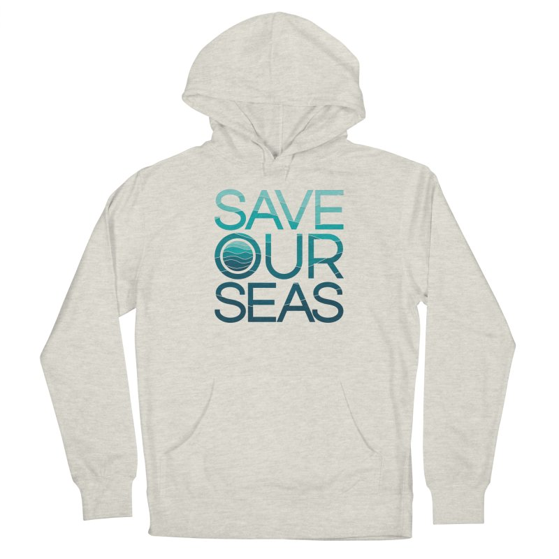Save Our Seas Women's Pullover Hoody by YANMOS