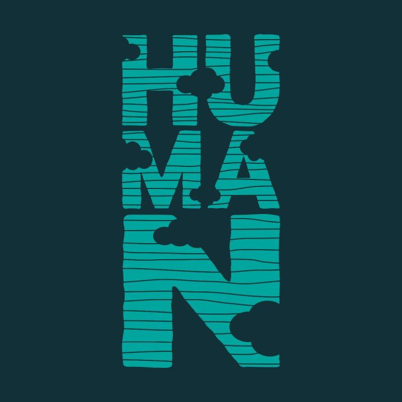 Human Men's Triblend T-Shirt by YANMOS