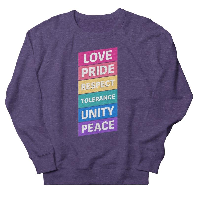 Six Words Women's Sweatshirt by YANMOS