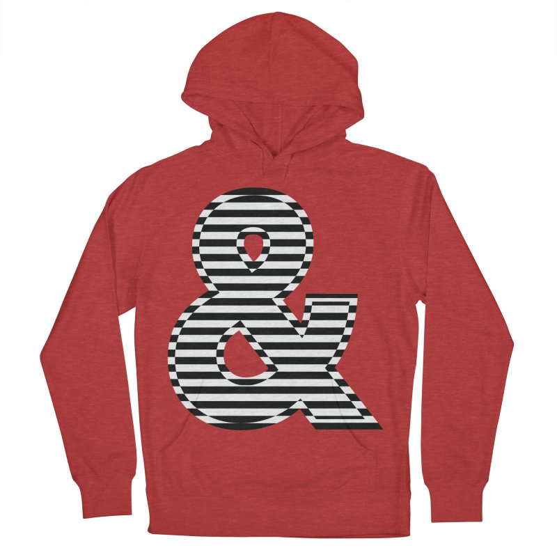 The Ampersand Men's Pullover Hoody by YANMOS