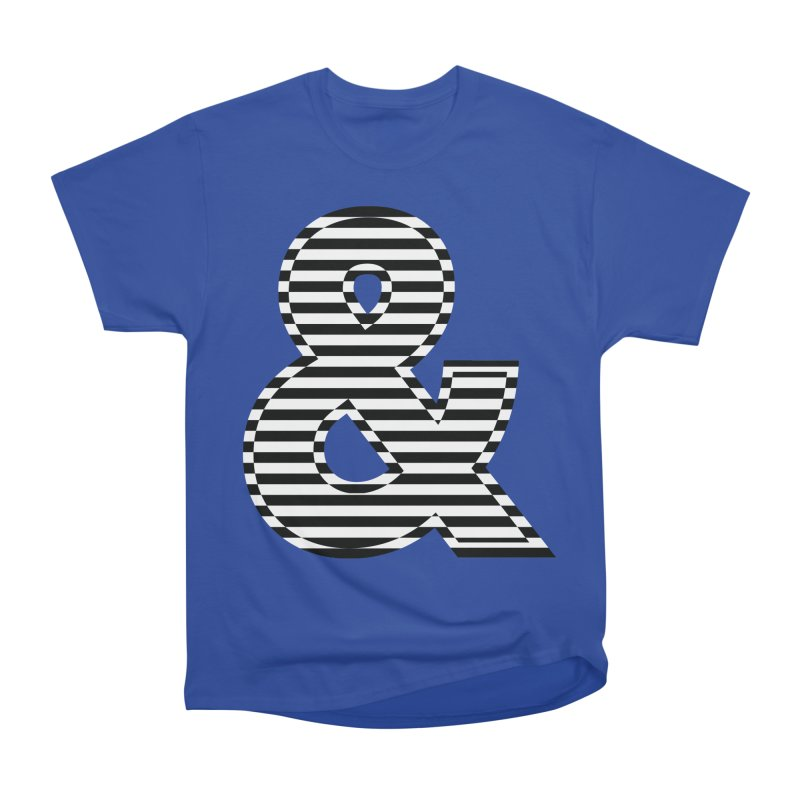 The Ampersand Men's Classic T-Shirt by YANMOS