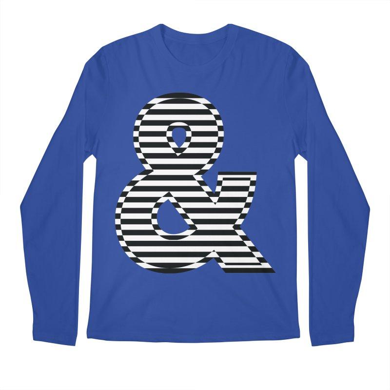 The Ampersand Men's Longsleeve T-Shirt by YANMOS