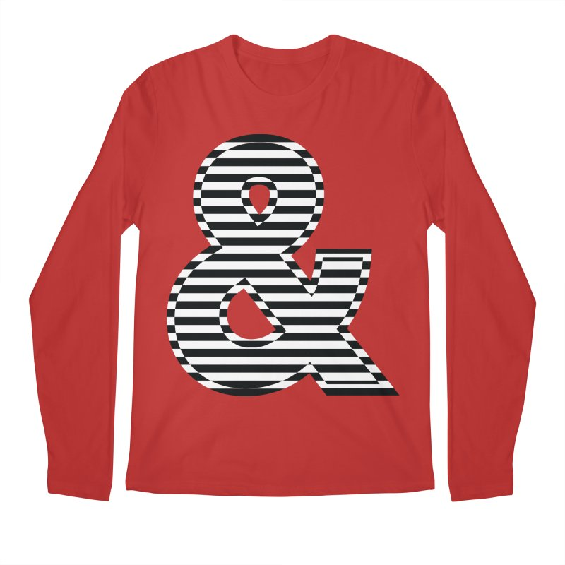 The Ampersand Men's Longsleeve T-Shirt by YANMOS