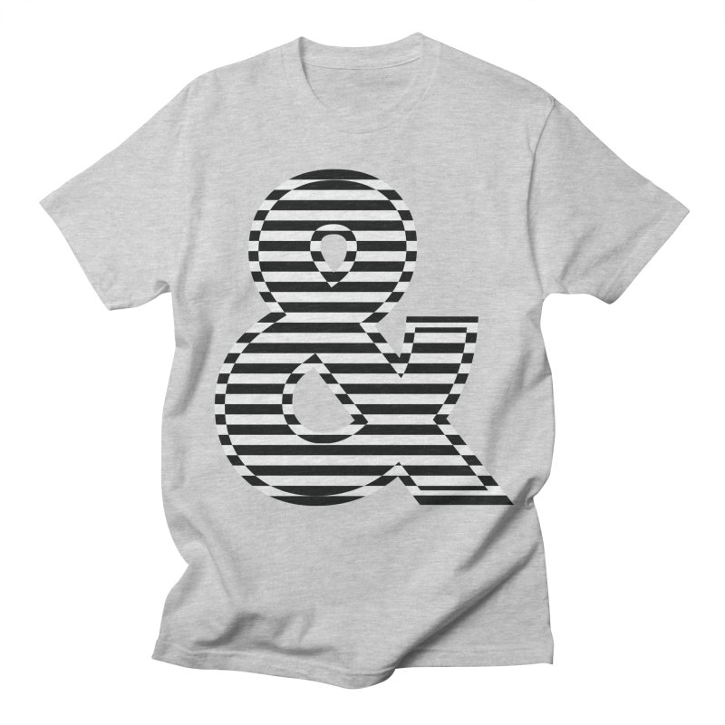 The Ampersand Women's Unisex T-Shirt by YANMOS