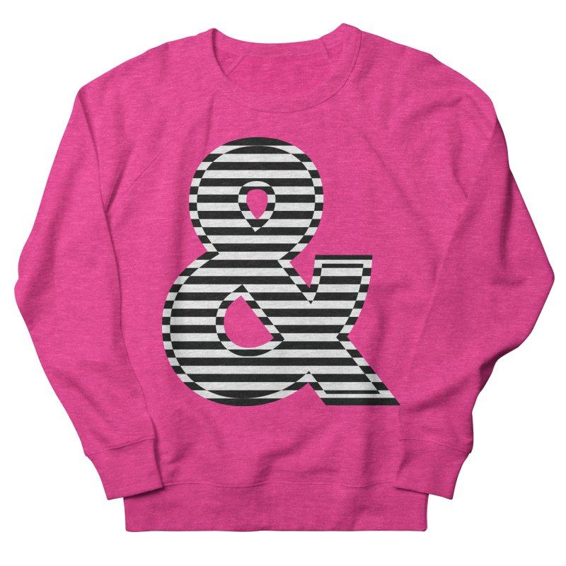 The Ampersand Men's Sweatshirt by YANMOS