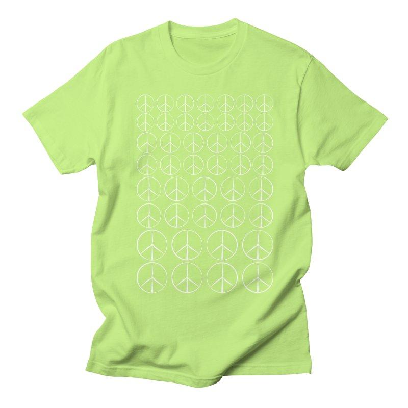 Green peace(wind power) Women's Unisex T-Shirt by YANMOS
