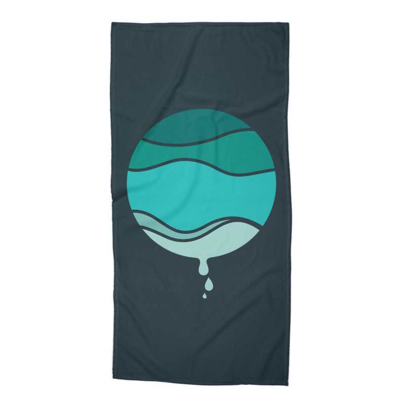 H2O Accessories Beach Towel by YANMOS
