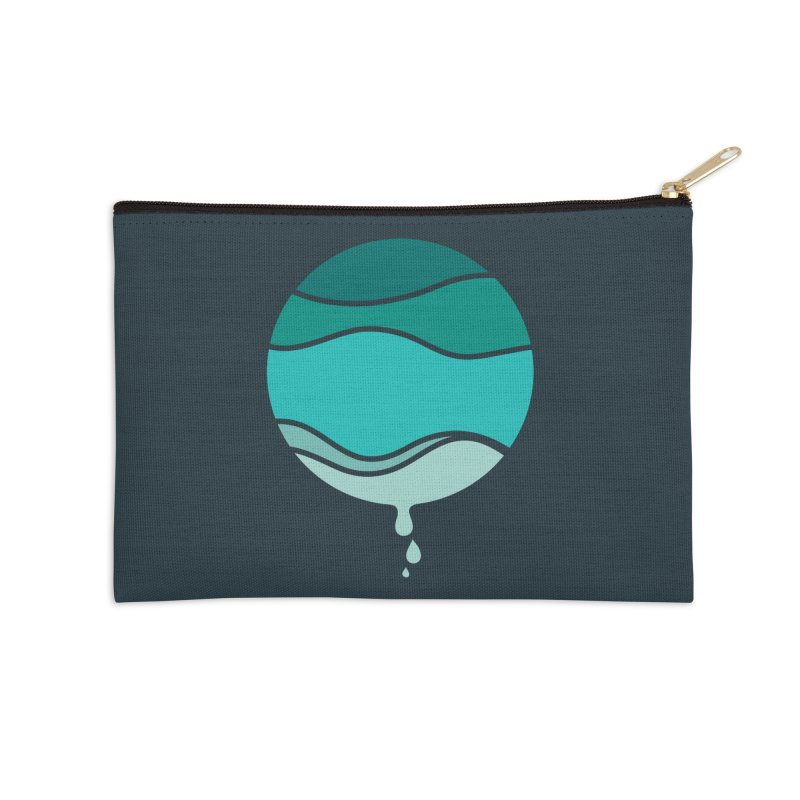 H2O Accessories Zip Pouch by YANMOS